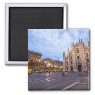 Imán Catedral de Milano, viaje de Italia
