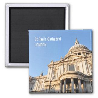 Imán Catedral de Saint Paul en Londres, Reino Unido