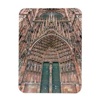 Iman Cathedrale Notre-Dame, Estrasburgo, Francia