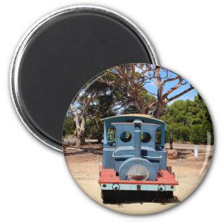 Imán Chicloso, locomotora 2 del motor del tren