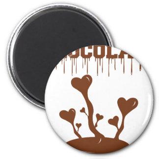 Imán Chocolate