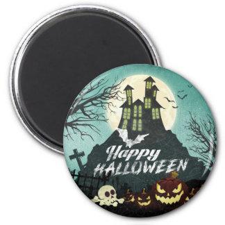 Imán Cielo nocturno fantasmagórico Halloween del traje