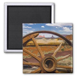 Imán Cierre de la rueda de carro para arriba, Arizona