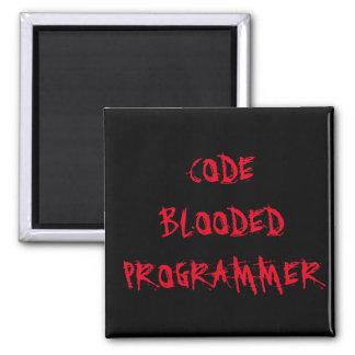 Imán Cifre el programador de Blooded