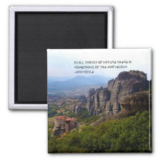 Imán Cita de Aristóteles del monasterio del monte