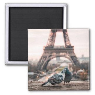 Imán Ciudad romántica París