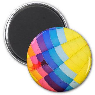 Imán Colorido abstracto