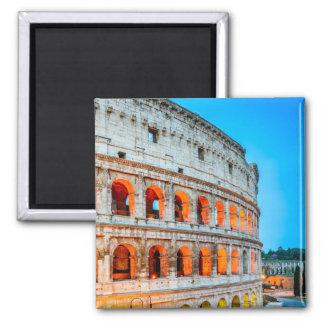 Imán Colosseum Roma Italia