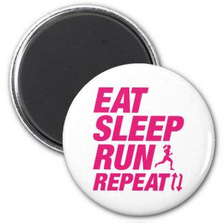 Imán Coma la repetición del funcionamiento del sueño