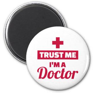 Imán Confíe en que yo es doctor