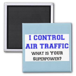Imán Controlo tráfico aéreo