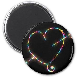 Imán Corazón eléctrico
