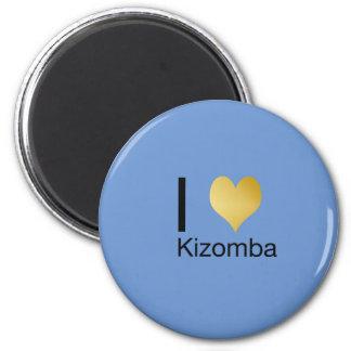 Imán Corazón juguetónamente elegante Kizomba de I