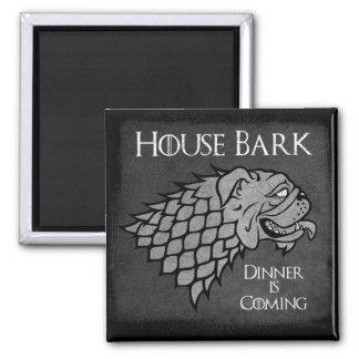 Imán Corteza de la casa - la cena está viniendo