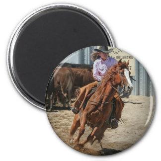 Imán cowgir