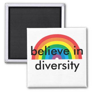 Imán crea en diversidad