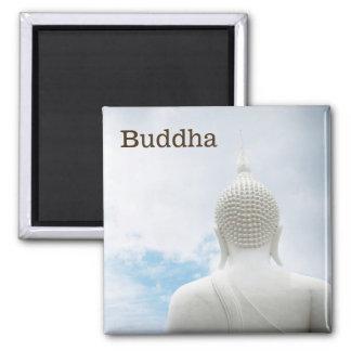 Imán cuadrado de Buda
