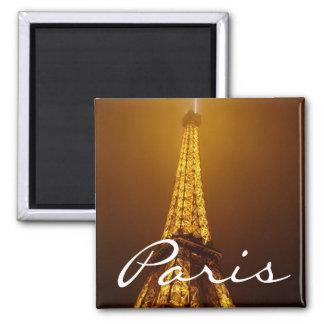 Imán cuadrado de París