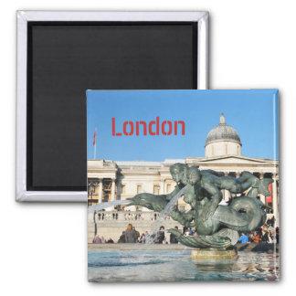 Imán Cuadrado de Trafalgar en Londres, Reino Unido