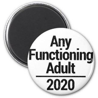 Imán Cualquie adulto de funcionamiento 2020
