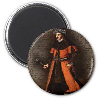 Imán Cuenta Vlad Drácula
