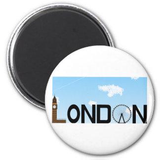 Imán D3ia del horizonte de Londres