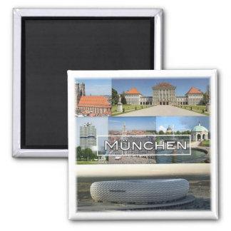 Imán DE * Alemania - Munich München - mosaico