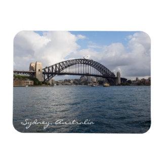 Imán de Australia del puente de puerto de Sydney
