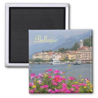 Imán de Bellagio Italia