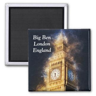 Imán de Big Ben
