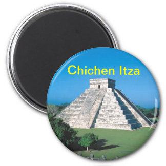 Imán de Chichen Itza