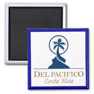 Imán de Del Pacifico Fridge