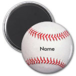 Imán de encargo del béisbol