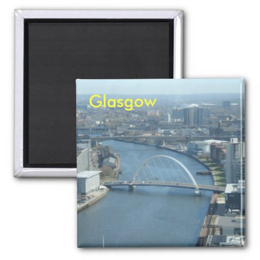 Imán de Escocia Glasgow