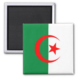 Imán de la bandera de Argelia