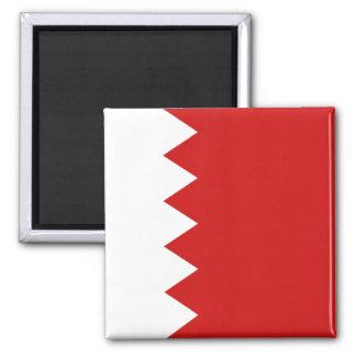 Imán de la bandera de Bahrein