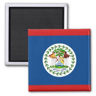 Imán de la bandera de Belice