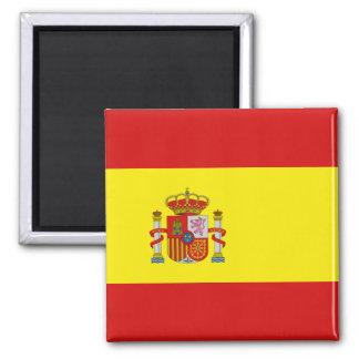 Imán de la bandera de España