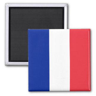 Imán de la bandera de Francia