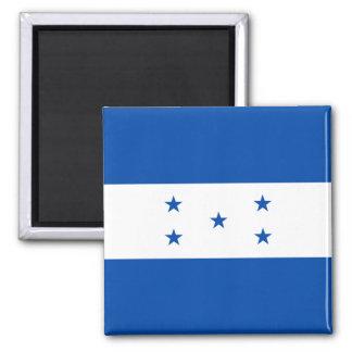 Imán de la bandera de Honduras