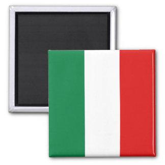 Imán de la bandera de Italia
