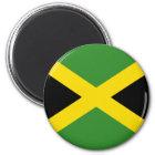 Imán de la bandera de Jamaica