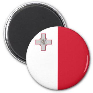 Imán de la bandera de Malta