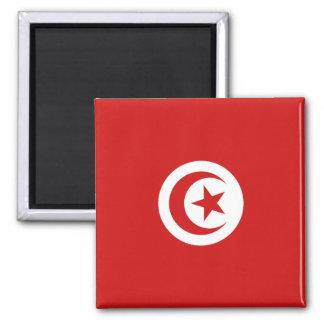 Imán de la bandera de Túnez