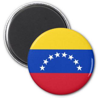 Imán de la bandera de Venezuela