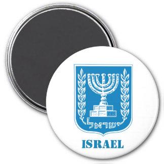 Imán de la cocina del escudo de armas de Israel