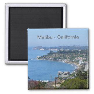 ¡Imán de la costa de Malibu! Imanes
