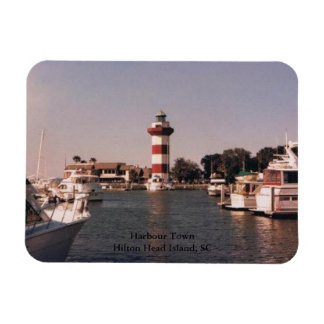 Imán de la foto de Hilton Head Island