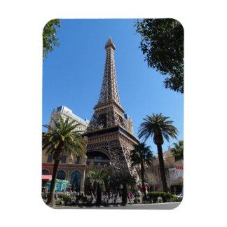 Imán de la foto del hotel y del casino de París