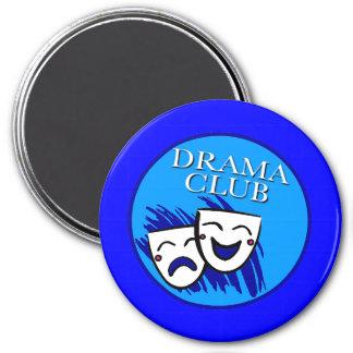 Imán de la insignia del club del drama